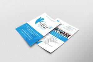 چاپ تراکت و طراحی وب سایت