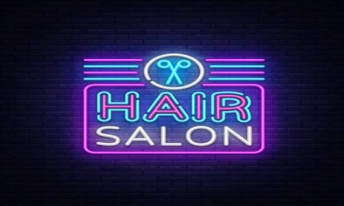 بنر تبلیغات آرایشگاه زنانه