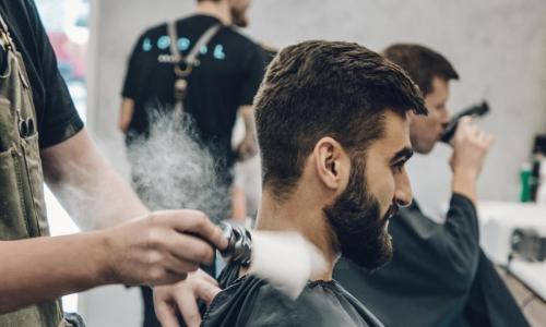 متن تبلیغات آرایشگاه مردانه