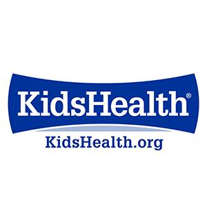 لوگوی kids health