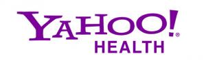 لوگوی Yahoo Health